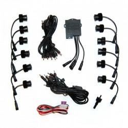 BLUETECH® LEDflex Tagfahrlicht mit Dimmfunktion für alle PKW