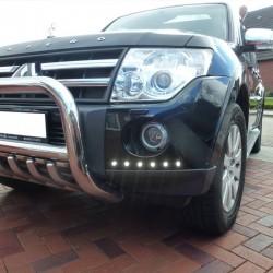BLUETECH® LEDflex Tagfahrlicht mit Dimmfunktion für Mitsubishi Pajero