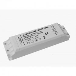 BLUETECH® LED Trafo Treiber für LED SPOT Lampen DC 12V / 0,5-30W für G4 MR11 MR16